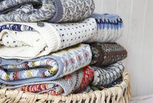 Knitted jackets/wool jacketd