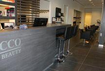Chicco Hair&Beauty / Onze salon