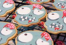 cookies / by Becca Saurus