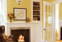 Yellow Decor ... / by Michelle Gardner
