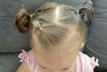Peinados bebé