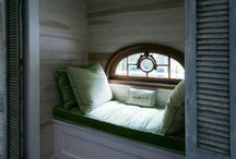 Everybody Needs A Nook! / Cozy little home crevices, perfect for reading, daydreaming, or just hanging out.