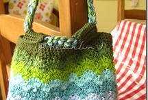 Crochet bags and cozies. / by Lisa Bartley