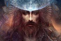 Sacred Geometry Art - Digital Art / Digital Artwork