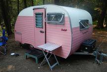 04 RV vintage trailers / any around vintage living&travel trailers#vintagetrailer #RVtrailer #camper #trailer #lightweighttrailer