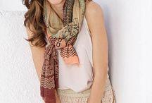 Fulares, pañuelos, bufandas para ELLA