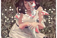 + Illustration + / by JeezVanilla