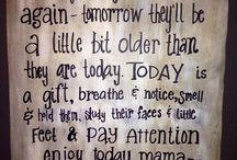 Words / by Brittany Bravata