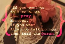 Talk about qur'an
