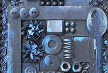 mes créations 2013 / scrapbooking,art journal etc! / by Joanne Charron