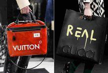сумки надписи