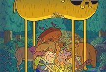 Adventure time / by Simona Simone