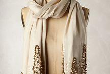 scarf..