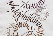 Calligraphie ✍ Calligraphic