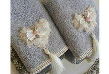 Toalhas para lavano