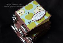 post it note holders / by Michele Dye-Thompson-Yates