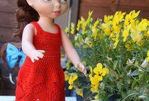 Animator doll clothes