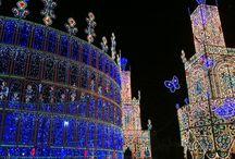 Luminarie di Puglia / Incredibili, meravigliose, imponenti illuminano le serate e le strade di tutti i pugliesi in festa.