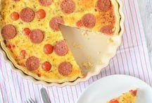 Pie/quiche