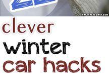 Winter car tricks