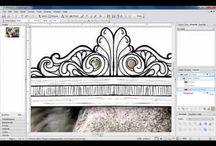 SERIF CRAFT ARTIST / Tutorials etc for Serif's Craft Artist design programme