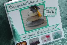 Cariad's Cards - WELL DONE - graduation/exams/tests