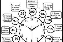 Atividades matemática e portugues