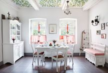 I.D. // DINING ROOM in COUNTRYSIDE / Inspirations and my own projects in DINING ROOM in COUNTRYSIDE interior design theme.