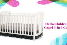 Delta Children Capri Baby Crib Review