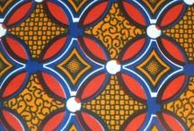 tecidos África
