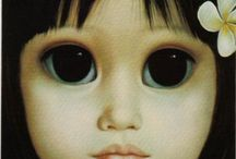 margaret keane*my paintings❣