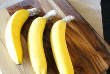conserver les bananes