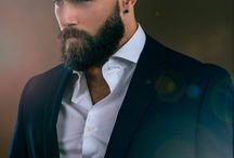 Modern Gentleman / Images of the modern and classic gentleman style. Gentleman's Beard Balm provides accessories and facial hair grooming for the modern Gent.