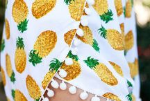 Pineapple clothes