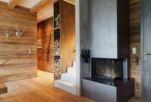 Fireplaces / Nothing is cozier on a Winter's day.  Shut 'The Doors' and snuggle up.