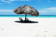 Best Beaches in Cuba / Cuba's beaches are amongst the most pristine in the whole of the Caribbean. Devoid of tourism up until the mid 1990s, many could be considered as entirely virgin in comparison the other Caribbean Islands. Here we take you on a virtual tour of Cuban Beaches offering useful links to the official websites of the destination, city or province to help you get more information, book hotels or casa particulares, rent cars, check excursions and plan your Dream Vacation on Cuba's Beaches!