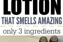 Amazing smelling lotions