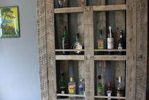 Bar z palet