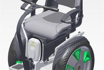 self balancing wheel chair