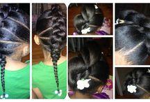Selahs Hair Box of Styles / Little girls natural hair styles