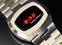 Vintage LED Watches / Vintage Classic LED Watches