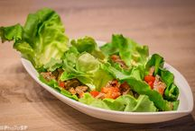 great and healthy food / here you can find some ideas für a healthy meal