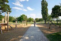 Parks-Landscape Architecture