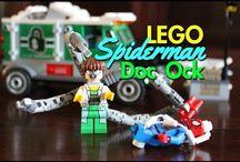 LEGO Sets / Reviews, Animation, Tutorials