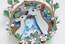 PAPER CRAFT / by Pearline