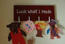 Decorating ideas  / by Rachel Huneycutt
