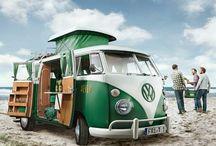 Bulli / #VW #Bulli #Bus #T1 #Samba