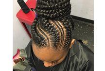 black gal hairbook