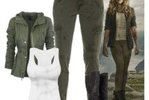 Clothing and accessories series/movies