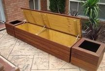 The deck project